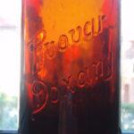 Stará pivní láhev Pivovar Doxany H 1
