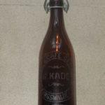 Stará pivní láhev R.Kade Georgswalde