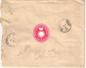 GRAFL.KINKSY BRAUEREI B.KAMNITZ 1896_1