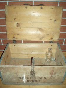 Dřevěná přepravka Arnau 3