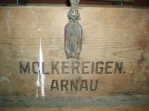 Dřevěná přepravka Arnau