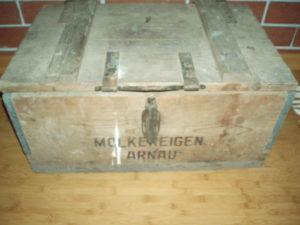 Dřevěná přepravka Arnau 2