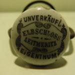 Unikátní porcelánový patent Labskozámeckého pivováru