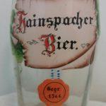 Stará sklenice Pivovar Lipová