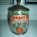 Starý 0,3 bucláček BRAUEREI MAFFERSDORF – GABLONZ