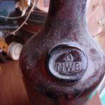 Stará láhev s pečetí O.N.W.B. !!!