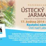 Pozvánka na Ústecký pivní jarmark 17.5.2014