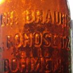 Masch.Brauerei Kl.Rohosetz 1 Ltr.