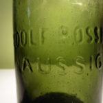 Rudolf Rossbrey Aussig – velmi stará sodovka z Ústí nad Labem