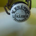 V.Krotký lékárník Rovensko pod Troskami