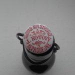 Pivní porcelánové patenty z Vysočiny