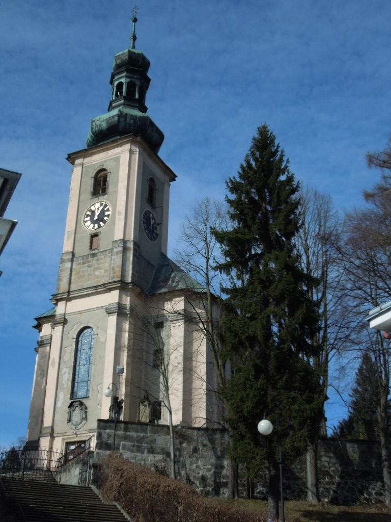 toulky kostel
