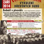 Pozvánka na černokostelecké vykulení 13.9.2014